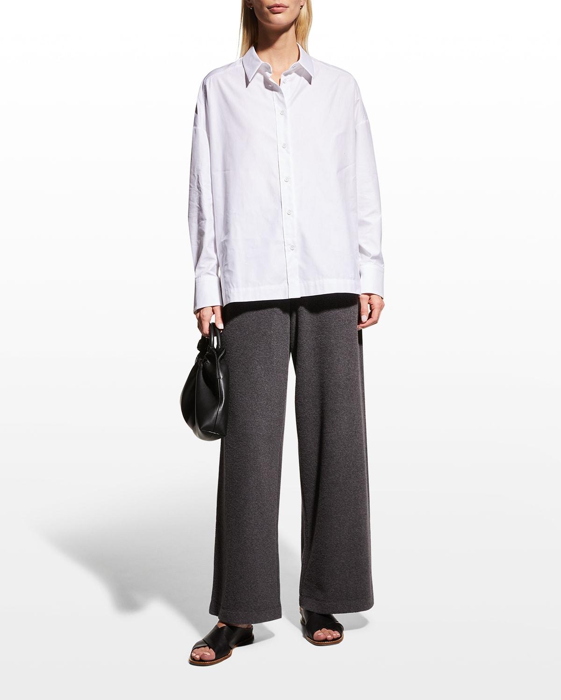Ricerca Wide-Leg Trousers