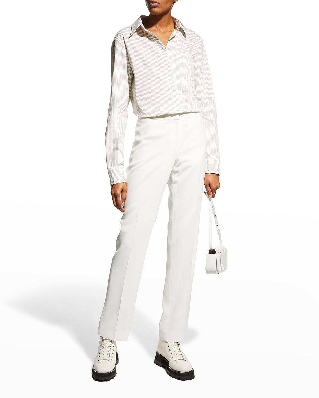 Greyson Striped Button-Down Shirt
