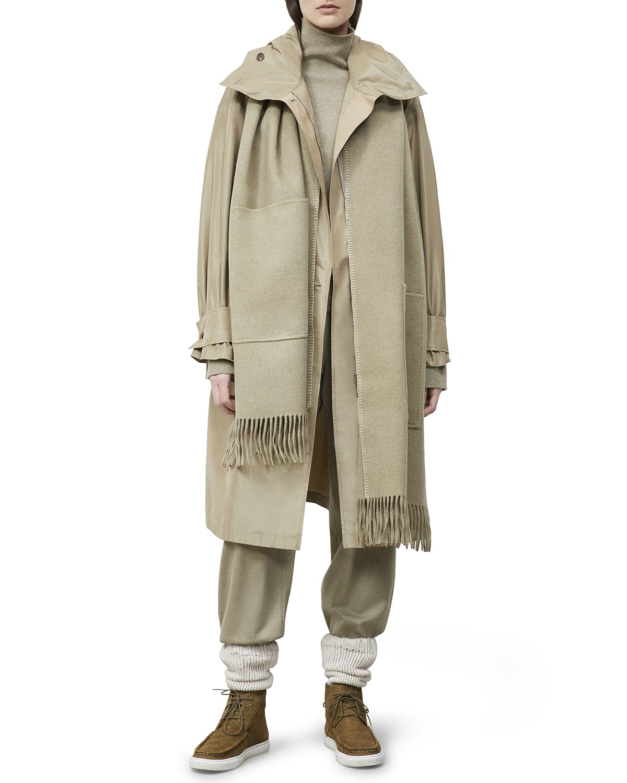 Amory Hooded Coat