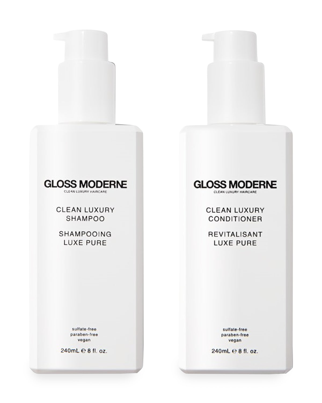 Clean Luxury Shampoo & Conditioner Duo