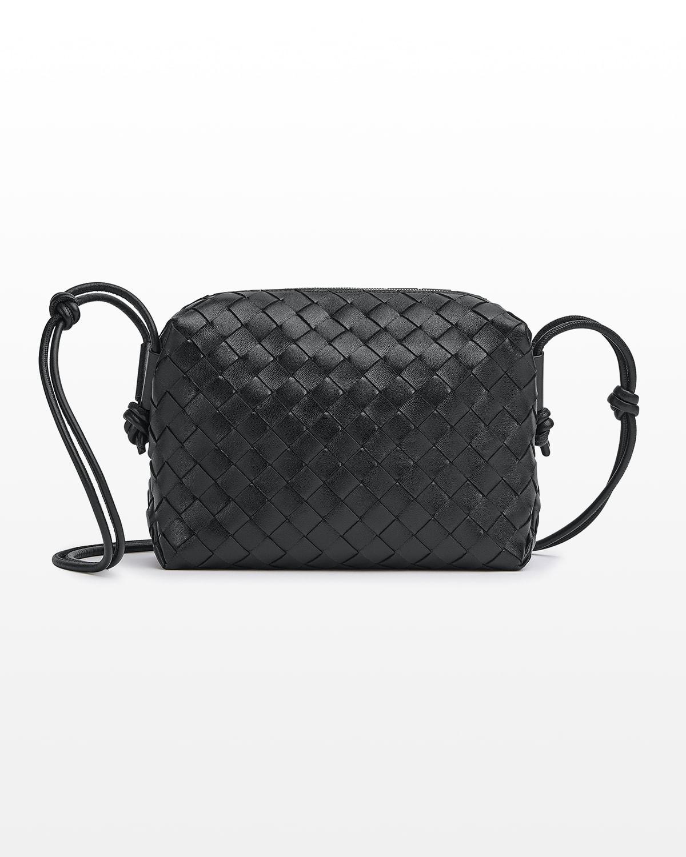 Nodini Woven Mini Shoulder Bag