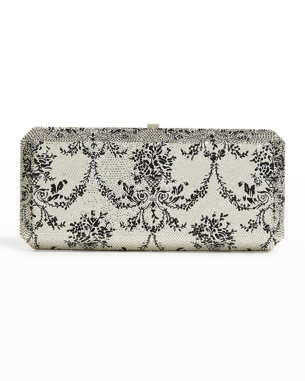Palais Royal Slim Rectangle Crystal Clutch Bag