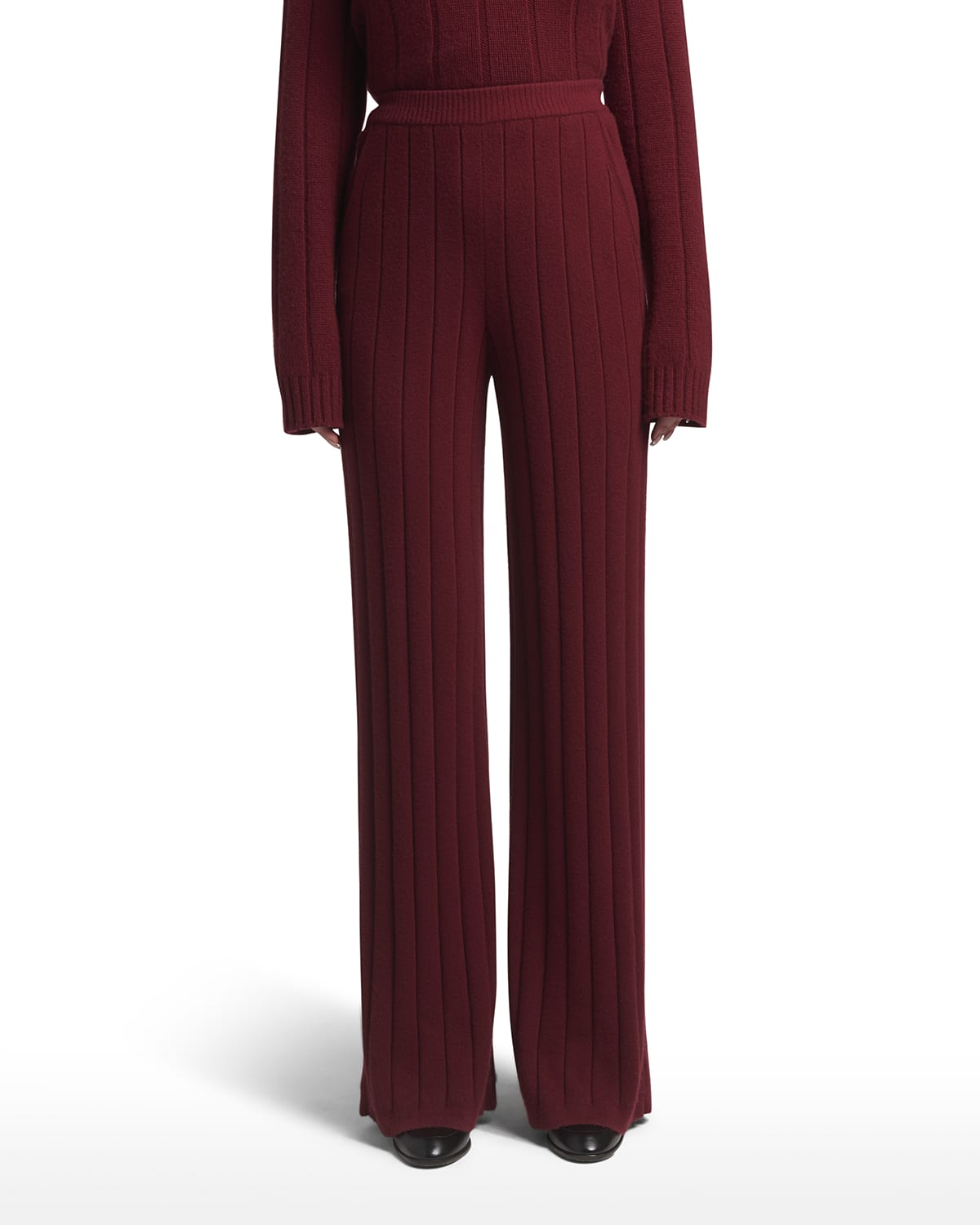 Daostapull Ribbed Cashmere Pants