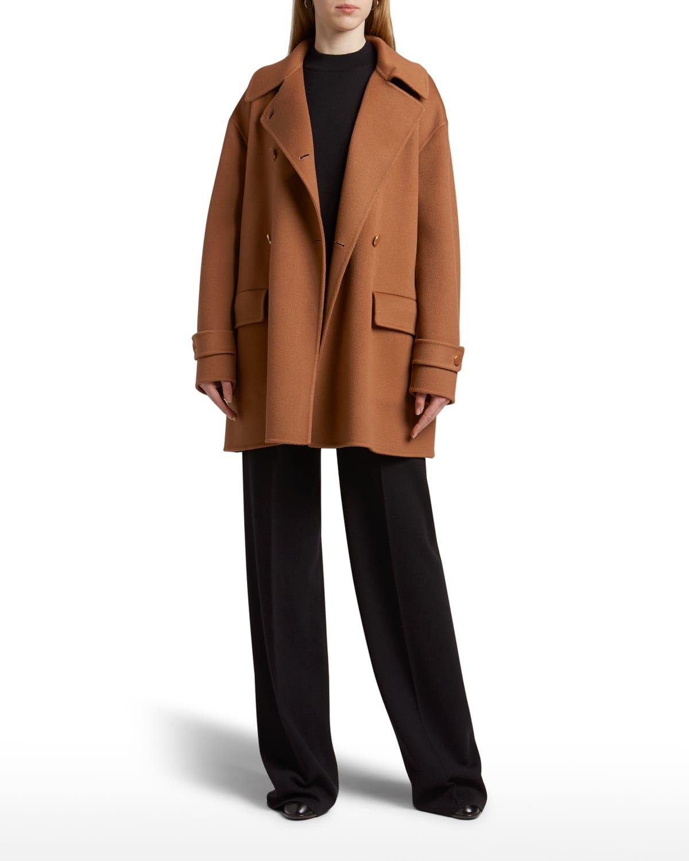 Giub Jaxon Belted Cashmere Coat