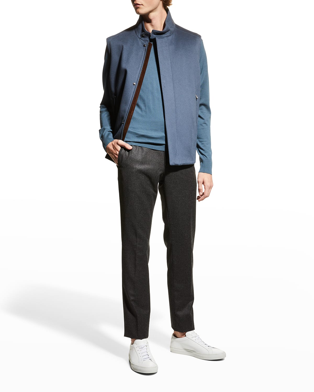 Men's Leisure City Flannel Pants