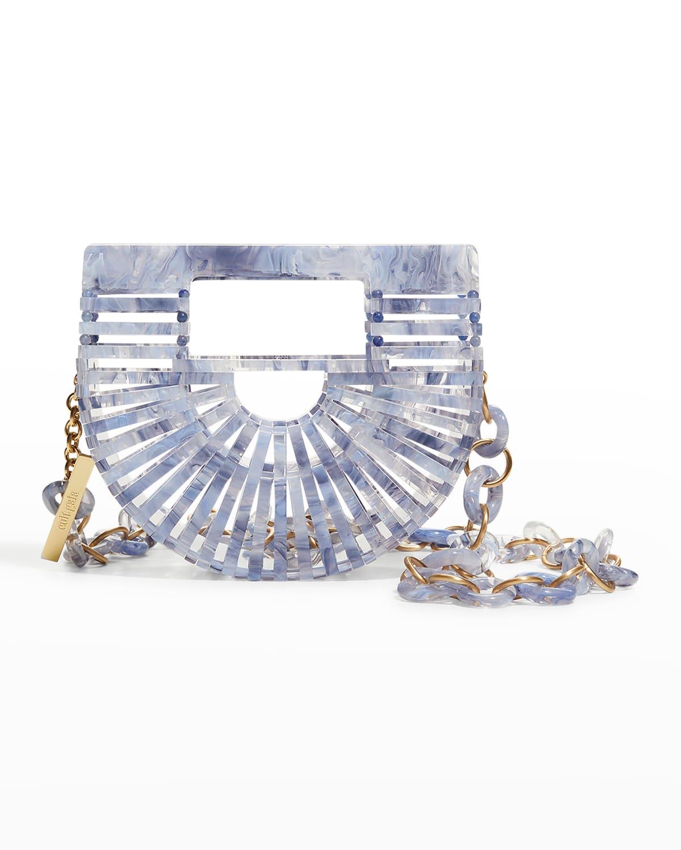 Ark Nano Marble Acrylic Belt Bag