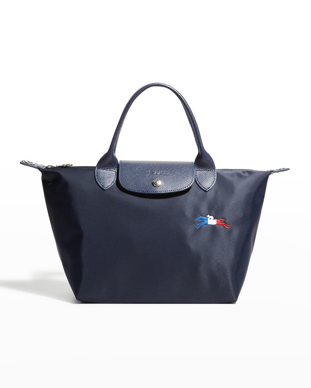 Le Pliage Tres Paris Small Handbag With Strap