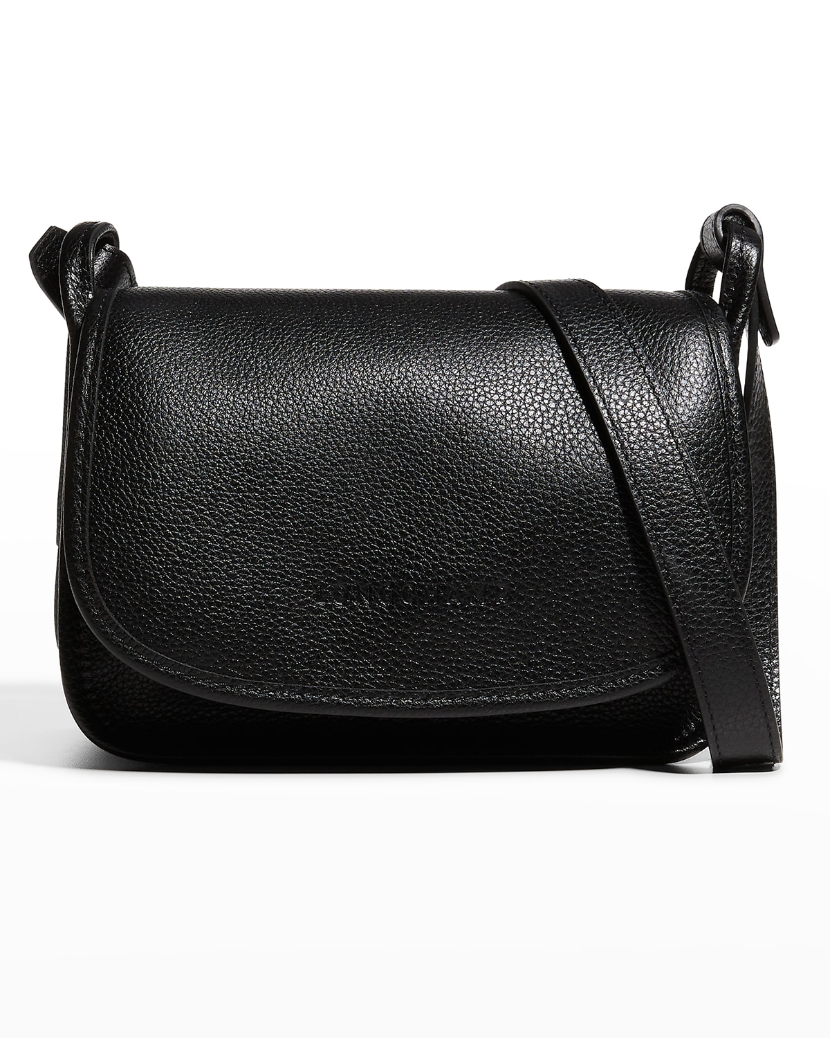 Le Foulonne Small Crossbody With Flap Bag