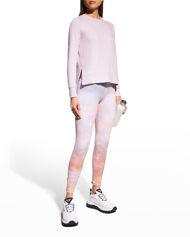 Side-Slit Pullover Top