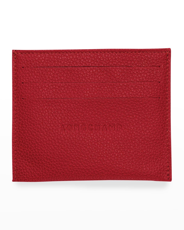 Le Foulonne Slim Leather Card Case