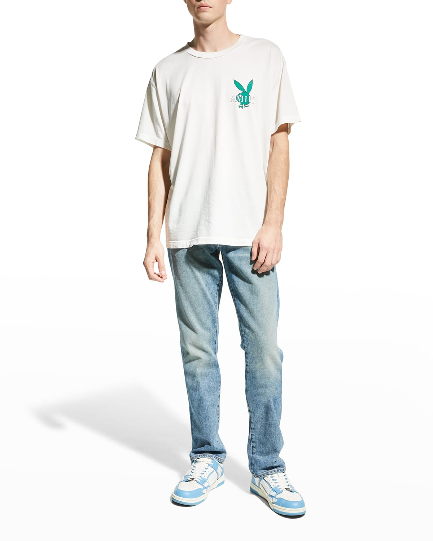 Men's Playboy Graphic Logo T-Shirt