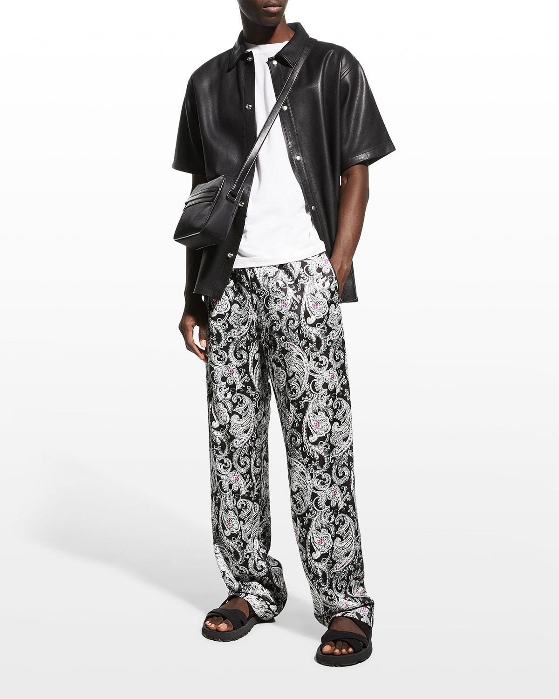 Men's Paisley Pajama Pants
