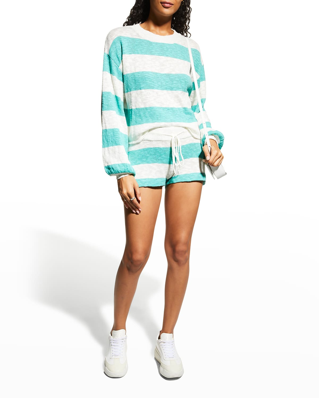Ava Waterfall Stripe Sweater