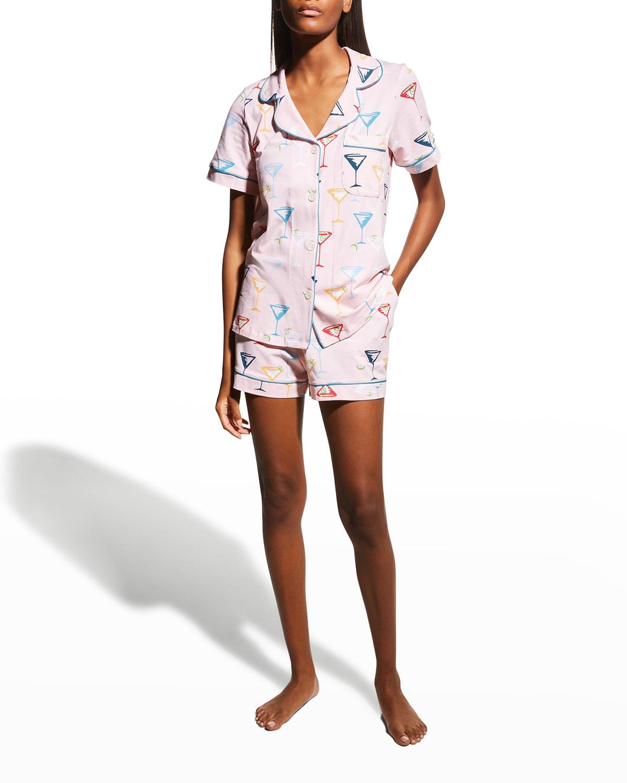 Novelty Short Pajama Set