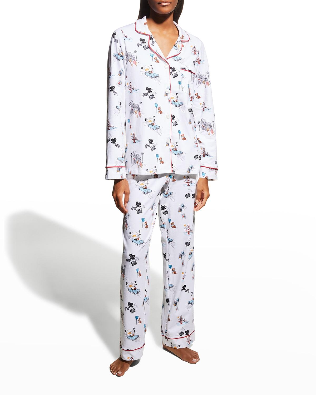 Novelty Long-Sleeve Pajama Set