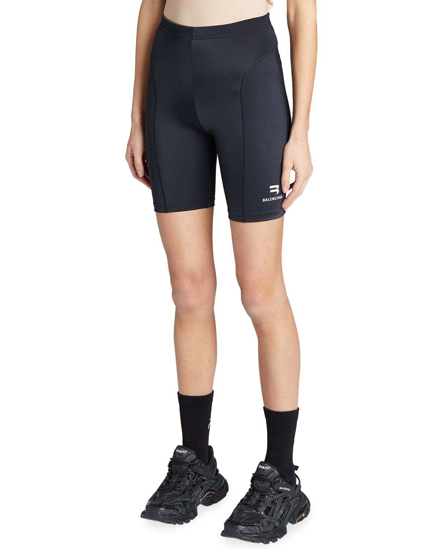 Logo Cycling Shorts