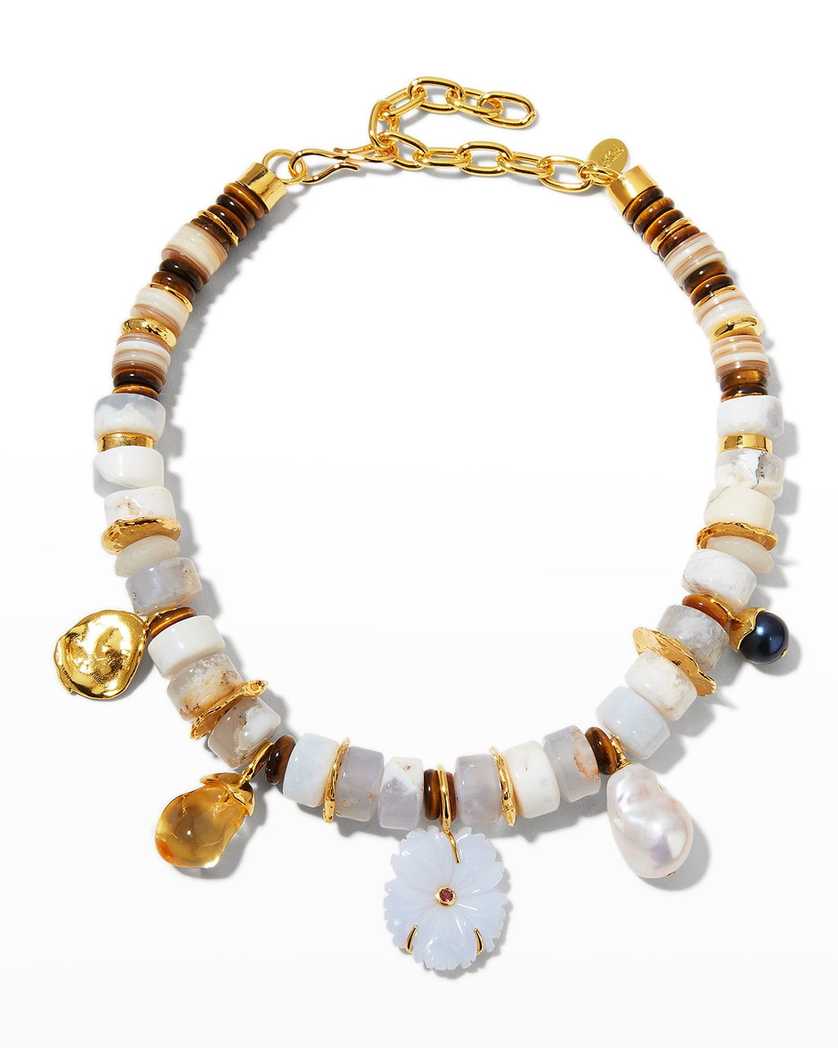 Aster Collar Necklace