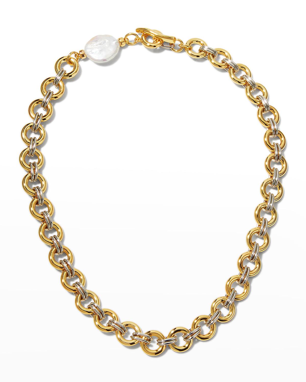 Duet Chain Necklace
