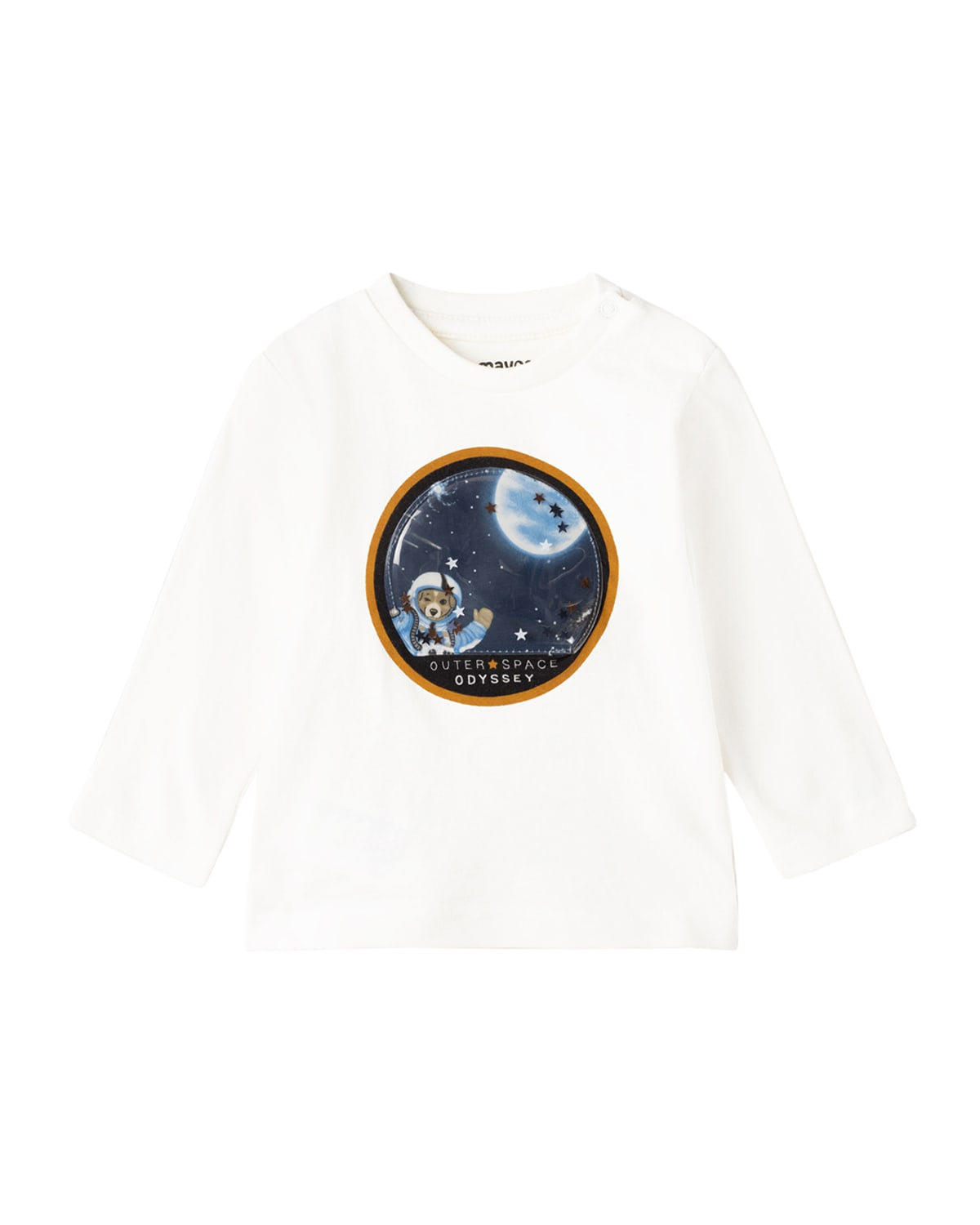 Boy's Space Pup Graphic T-Shirt