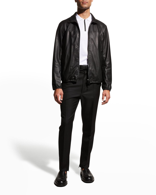 Men's Napa Lambskin Jacket