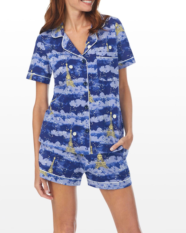 Organic Cotton Short Pajama Set