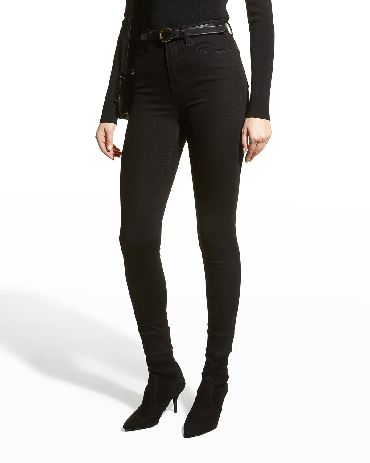 Monique Ultra High-Rise Skinny Jeans