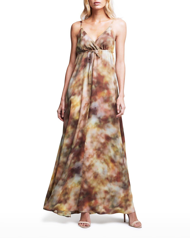 Sachi Empire-Waist Maxi Dress