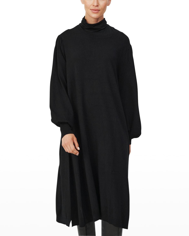 Nolina Long-Sleeve Dress