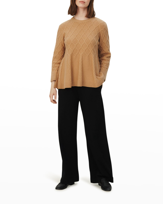 Parilit Elastic-Waist Trousers