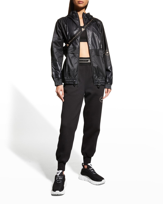 Packable Wind-Resistant Jacket w/ Hood