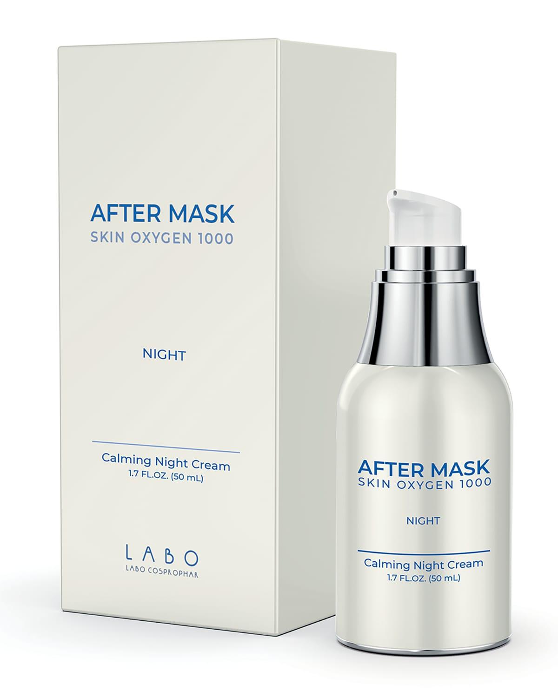 1.7 oz. After Mask Skin Oxygen Night Cream