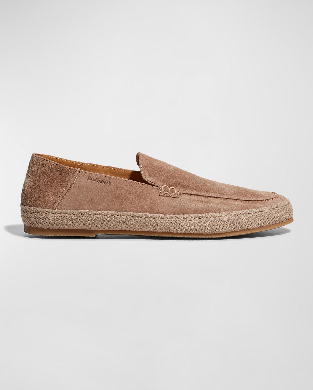 Men's St. Croix Suede Loafer Espadrilles
