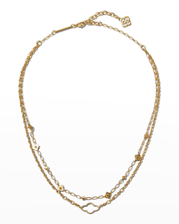 Abbie Multi-Strand Necklace