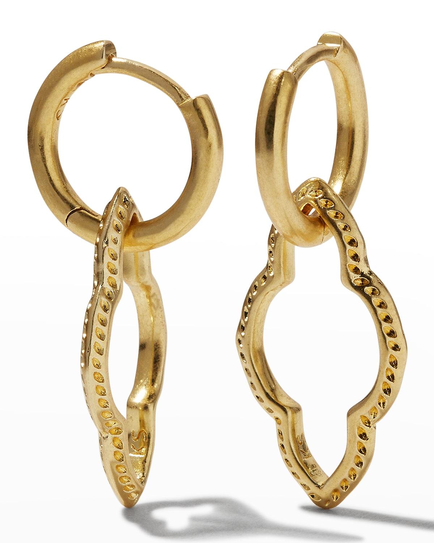 Abbie Huggie Earrings