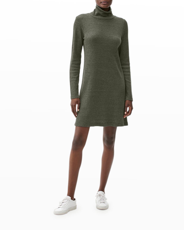 Jules Slouch Turtleneck Dress