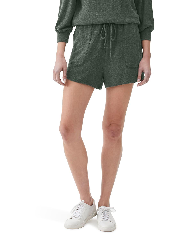 Parker Drawstring Shorts with Pockets