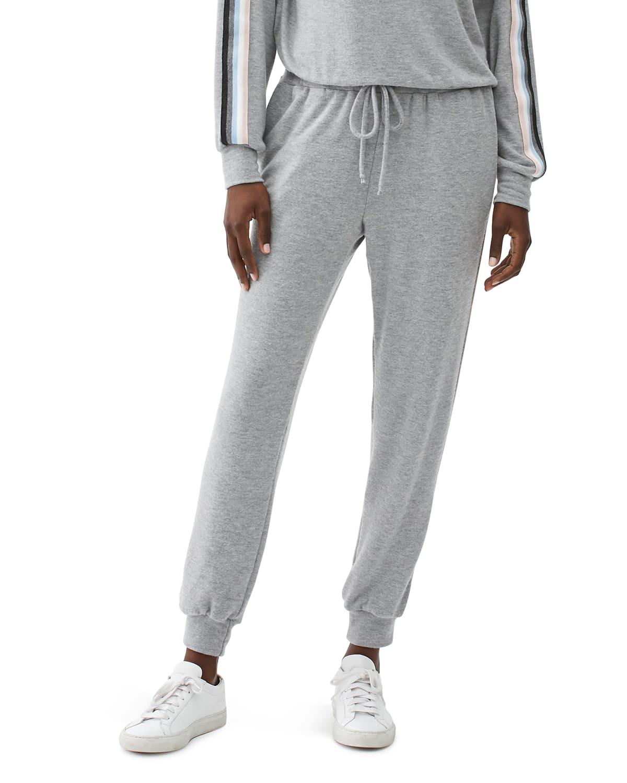 Jenny Side Stripe Jogger Pants
