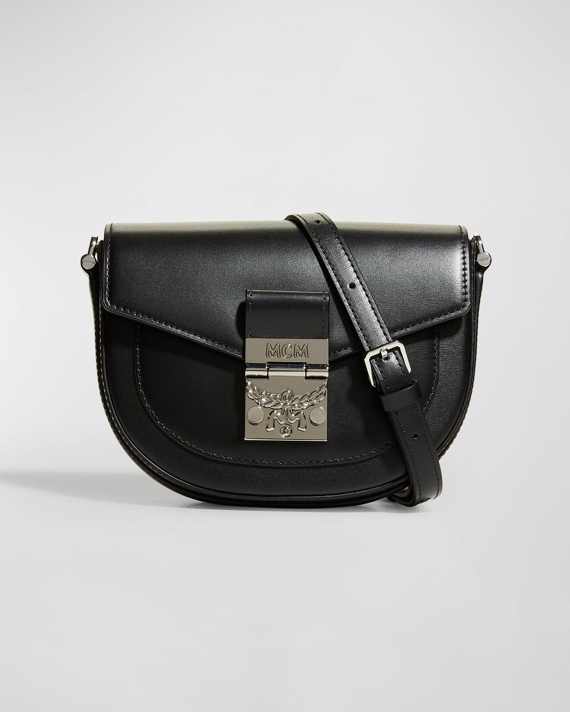 Patricia Mini Smooth Leather Crossbody Bag