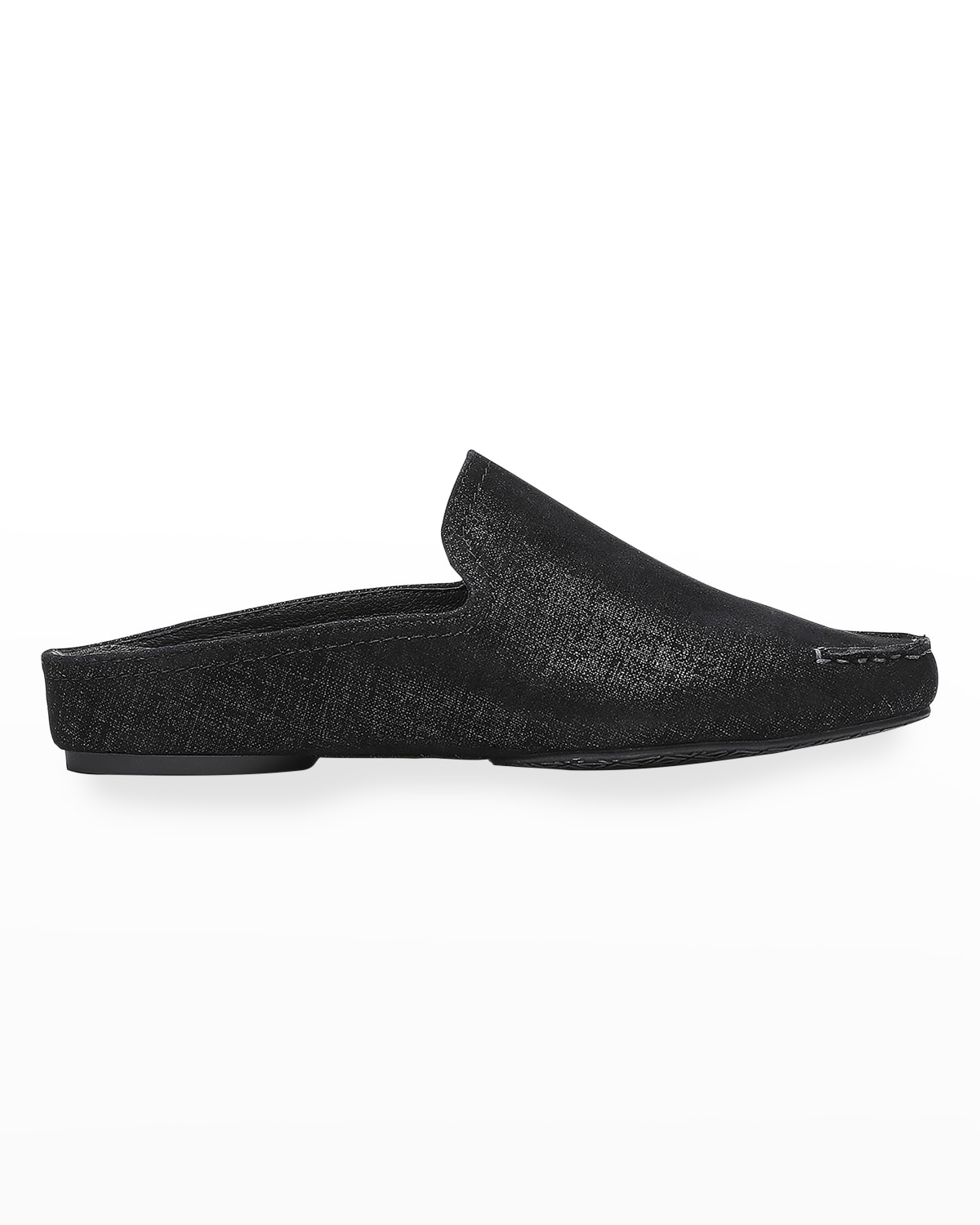 Bonnie Textured Mule Loafers