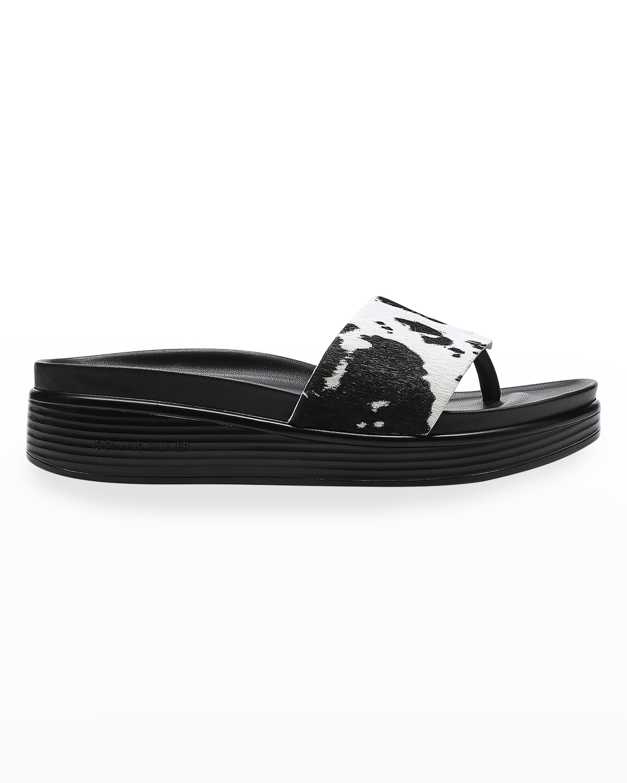 Fifi Thong Platform Sandals