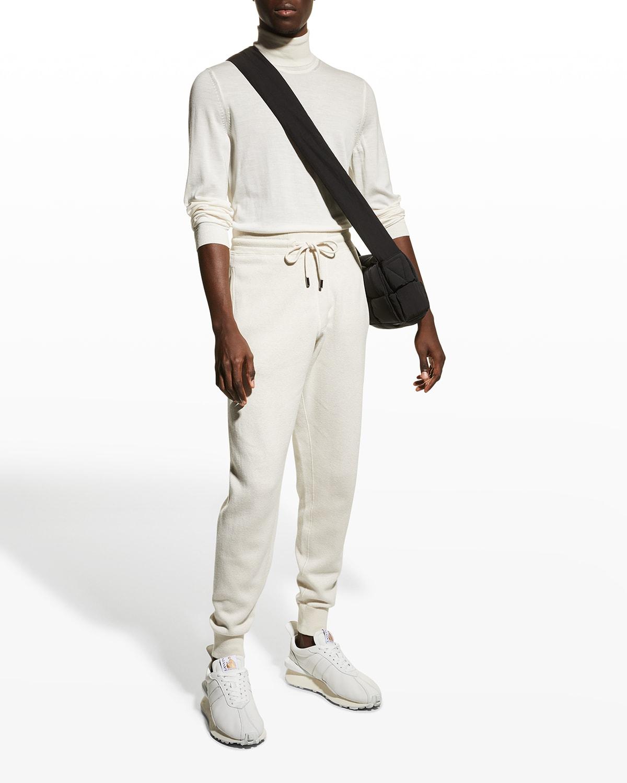 Men's Cotton-Wool Jogger Pants