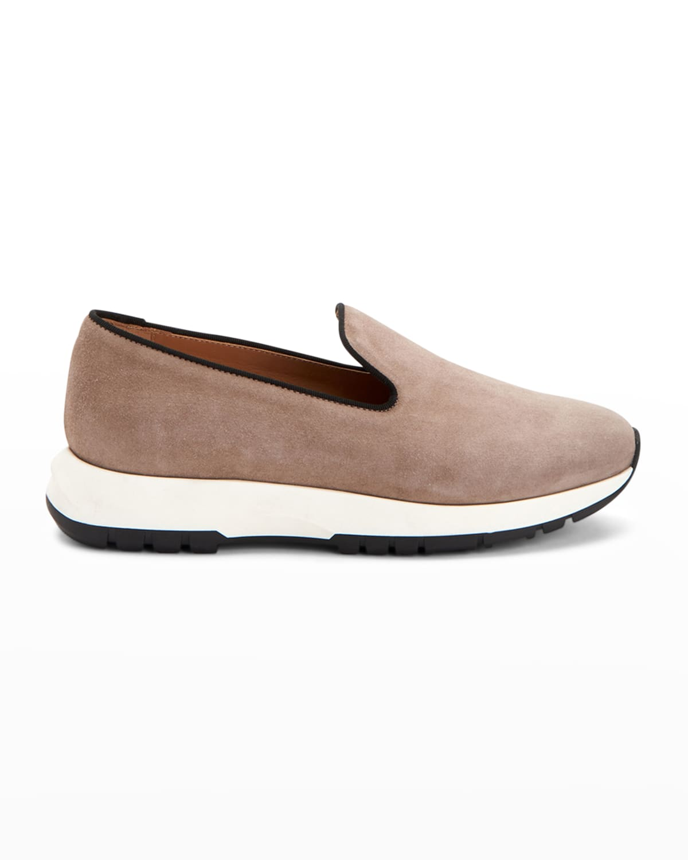 Karsyn Suede Slip-on Comfort Sneakers