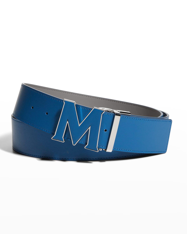 Men's Claus Reversible Leather Belt