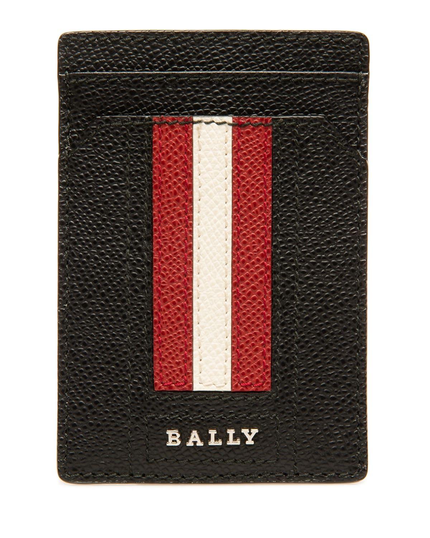 Men's Trainspotting Leather Card Case w/ Money Clip