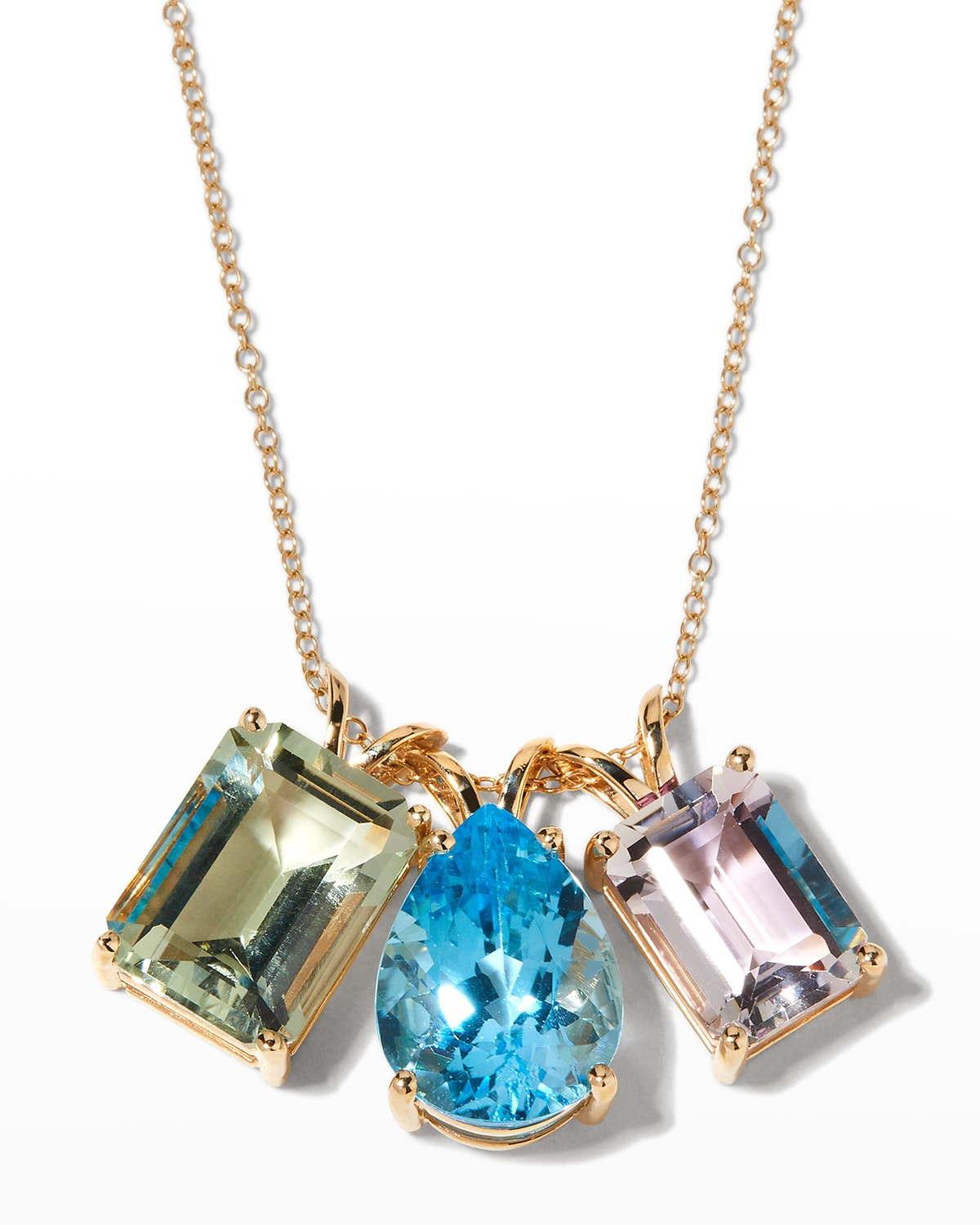 Jollie Necklace and Pendants