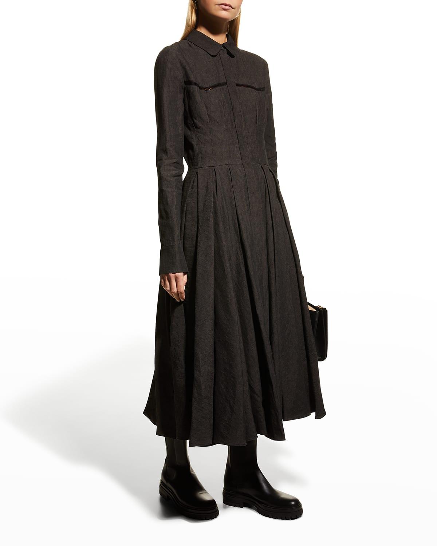 Tomi Tiered Midi Dress