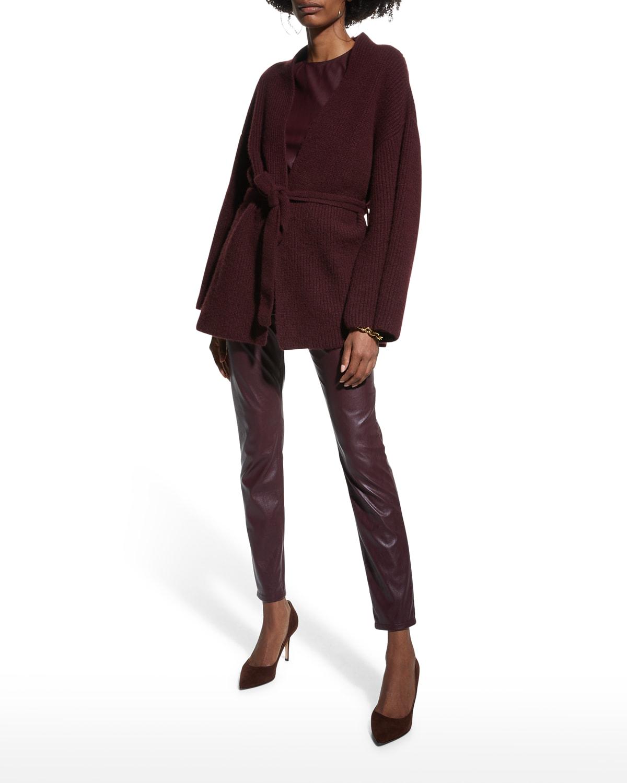 Cashmere-Silk Kimono Cardigan