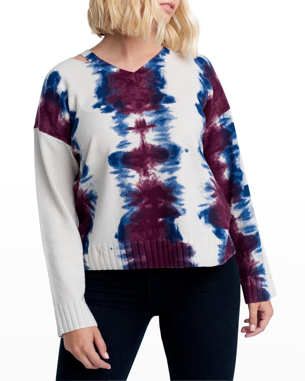 Plus Size Dreamin Sweater