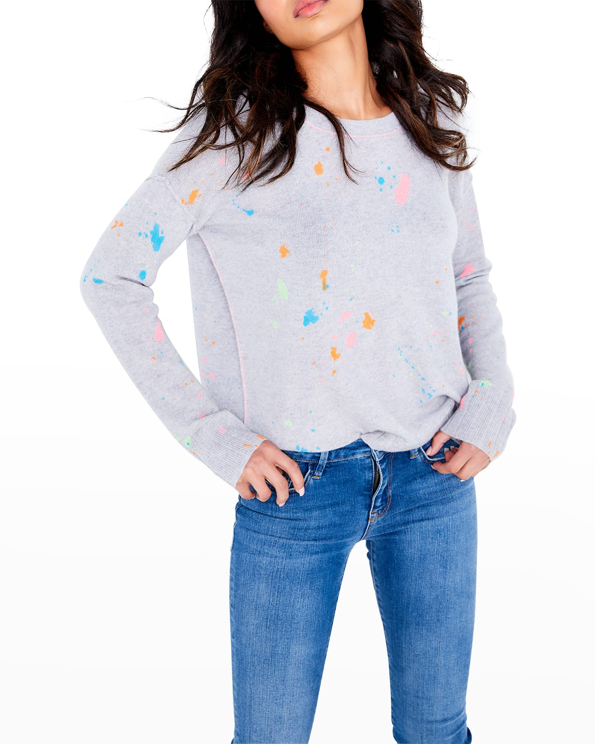 Blank Canvas Cashmere Sweater