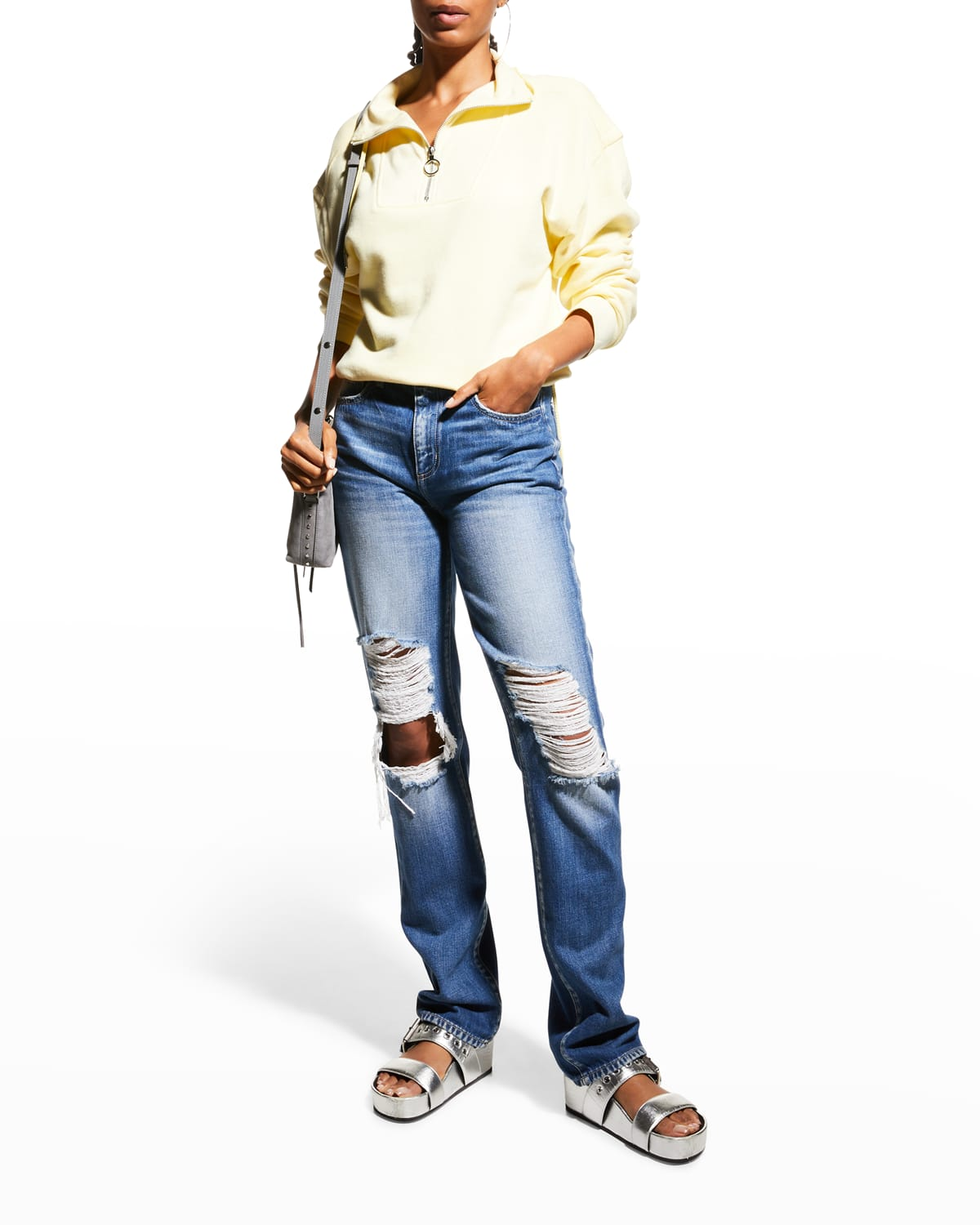 Rockie Stovepipe Jeans